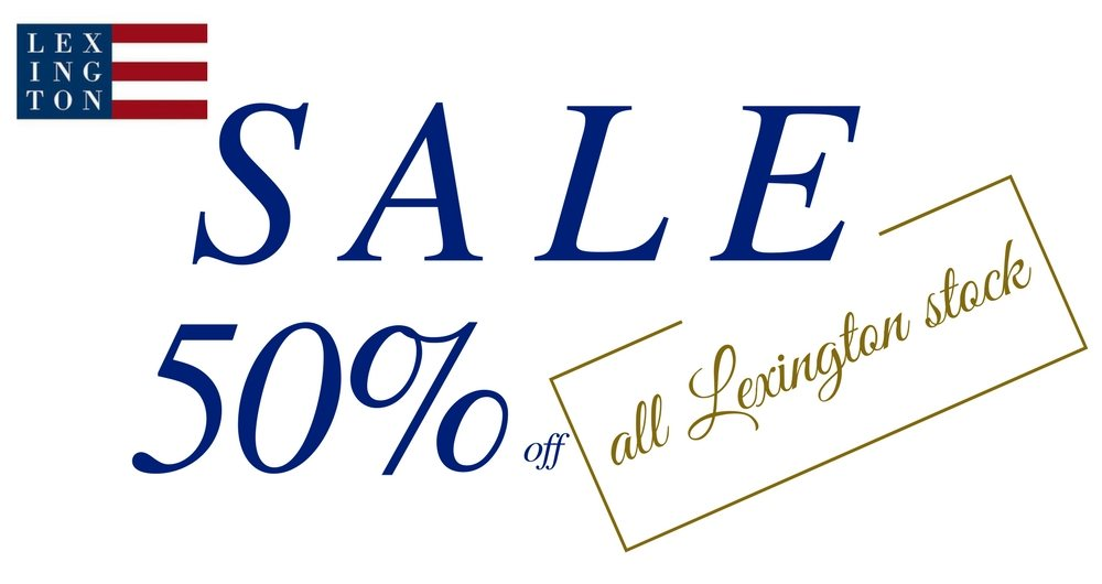 Lexington 50% Off