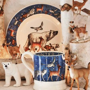 Emma Bridgewater Winter Animals