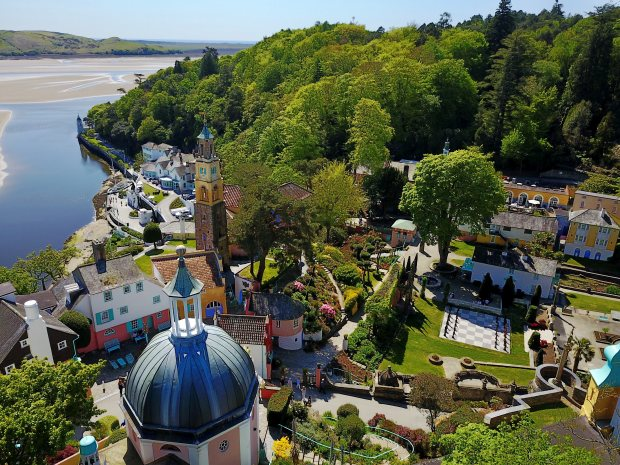 5 Ways to Celebrate Mother's Day at Portmeirion