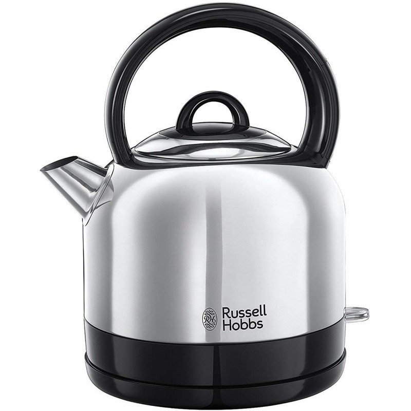 1.8 Litre Polished Dome Kettle. This is