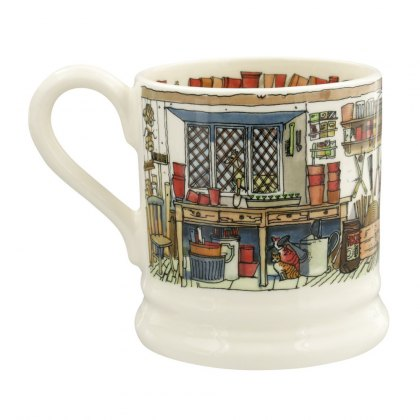 Emma Bridgewater Setting Up Home