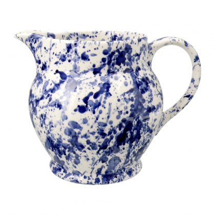 Emma Bridgewater Blue Splatter