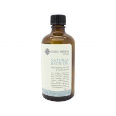 Natural Bath Oil with Exotic Wood & Ylang 100ml