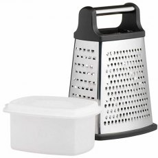 Masterclass 4 Sided Boxed Grater