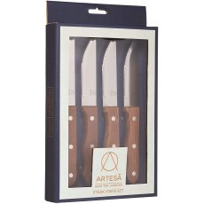 Kitchen Craft Artesa S/S Steak Knife Set