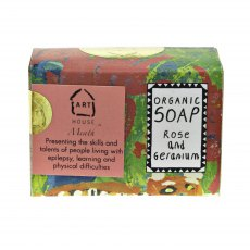 Tiger Power Organic Soap