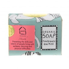 Never Forget Organic Soap