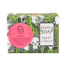 Panda Party Organic Soap (Sweet Liberty)