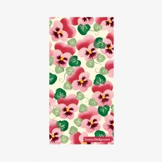 Emma Bridgewater Pink Pansy Pocket Tissues