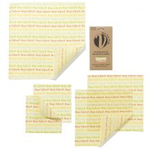 Vegan Food Wrap - Large Kitchen Pack