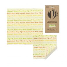 Vegan Food Wrap - Small Kitchen Pack