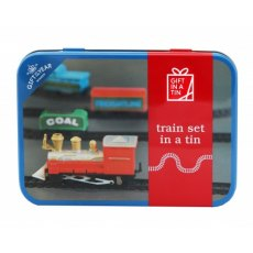 Gift in a Tin: Train Set In A Tin
