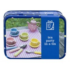 Gift in a Tin: Tea Party In A Tin