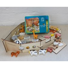 Gift in a Tin: Noah's Ark In A Tin