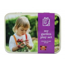 Gift in a Tin: My Garden Play Set
