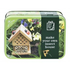 Gift in a Tin: Make Your Own Insect House