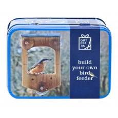 Gift in a Tin: Build Your Own Bird Feeder