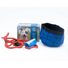 Gift in a Tin: Travel Dog