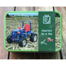 Gift in a Tin: Tractor In A Tin