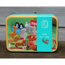 Gift in a Tin: Zoo In A Tin