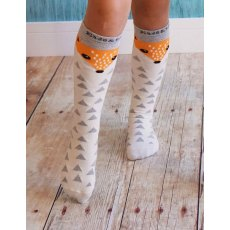 Blade & Rose Fox Knee High Socks