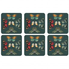 Pimpernel Botanic Garden Harmony Coasters Set Of 6