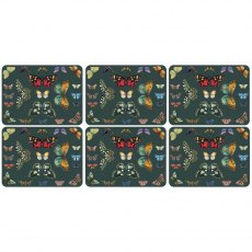 Pimpernel Botanic Garden Harmony Placemats Set of 6