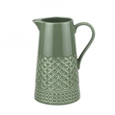 Portmeirion Atrium Embossed Large Jug