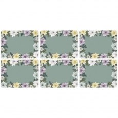 Pimpernel Atrium Placemats Set of 6