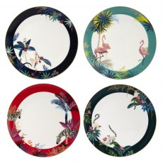 Sara Miller London Portmeirion Tahiti Dinner Plate