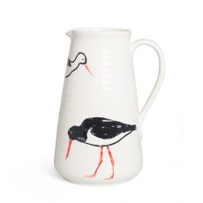 Emily Bond Oyster Catcher Pitcher