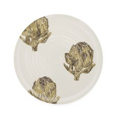 Emily Bond Artichoke Dinner Plate