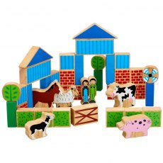 Farm Building Block