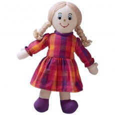 Lanka Kade Mum Doll - White Skin Blonde Hair