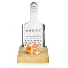 KITCHEN Himalayan Rock Salt with Japanese Grater & Stand