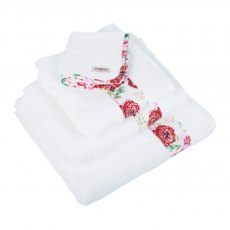 Cath Kidston Antique Rose Band Bath Towel