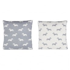 Emily Bond Dachshund Cushion