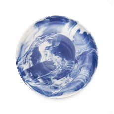Blue Marble Side Plate