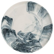 Grey Marble Side Plate