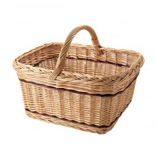 Rectangular Hand Basket