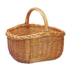 High Sided Hand Basket