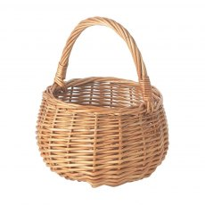 Small Mini Round Basket