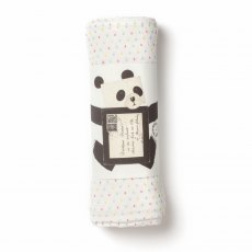 First Kisses Organic Muslin Swaddle