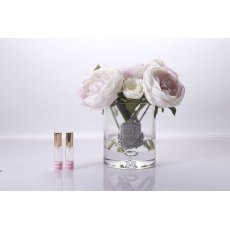 Peonies Blush Clear