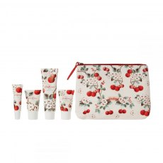 Cath Kidston Mini Cherry Sprig Pamper Time Set