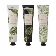 RHS Tender Palm Three Hand Creams