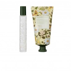 RHS Flower Blooms Daisy Garland Perfume Gel & Hand Cream Set