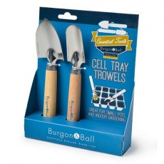 Burgon & Ball Cell Tray Trowels
