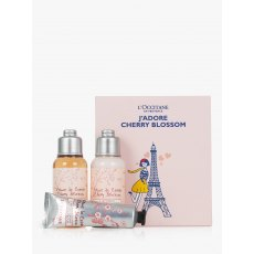 L'Occitane J'adore Cherry Blossom Collection