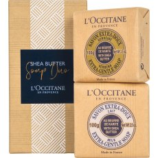 L'Occitane Shea Butter Soap Duo Gift Set